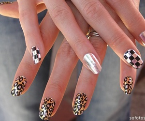 fashion, handsome, and nails image