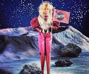 astronaut and barbie image