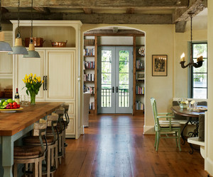 kitchen, creative, and decoration image