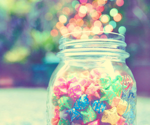 candies, colours, and stars image