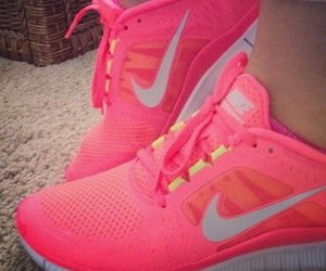 fitness, pink, and motivation image