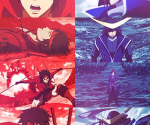 anime and sengoku basara image
