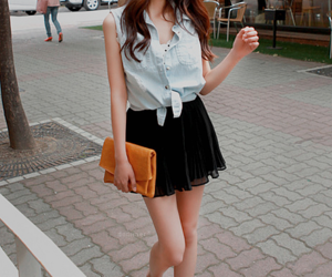 asian fashion, c, and cool image