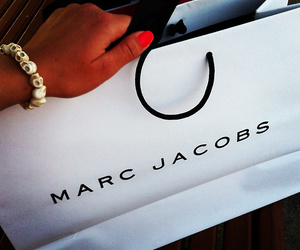 marc jacobs, fashion, and nails image