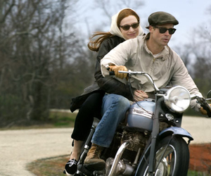 the curious case of benjamin button, brad pitt, and couple image