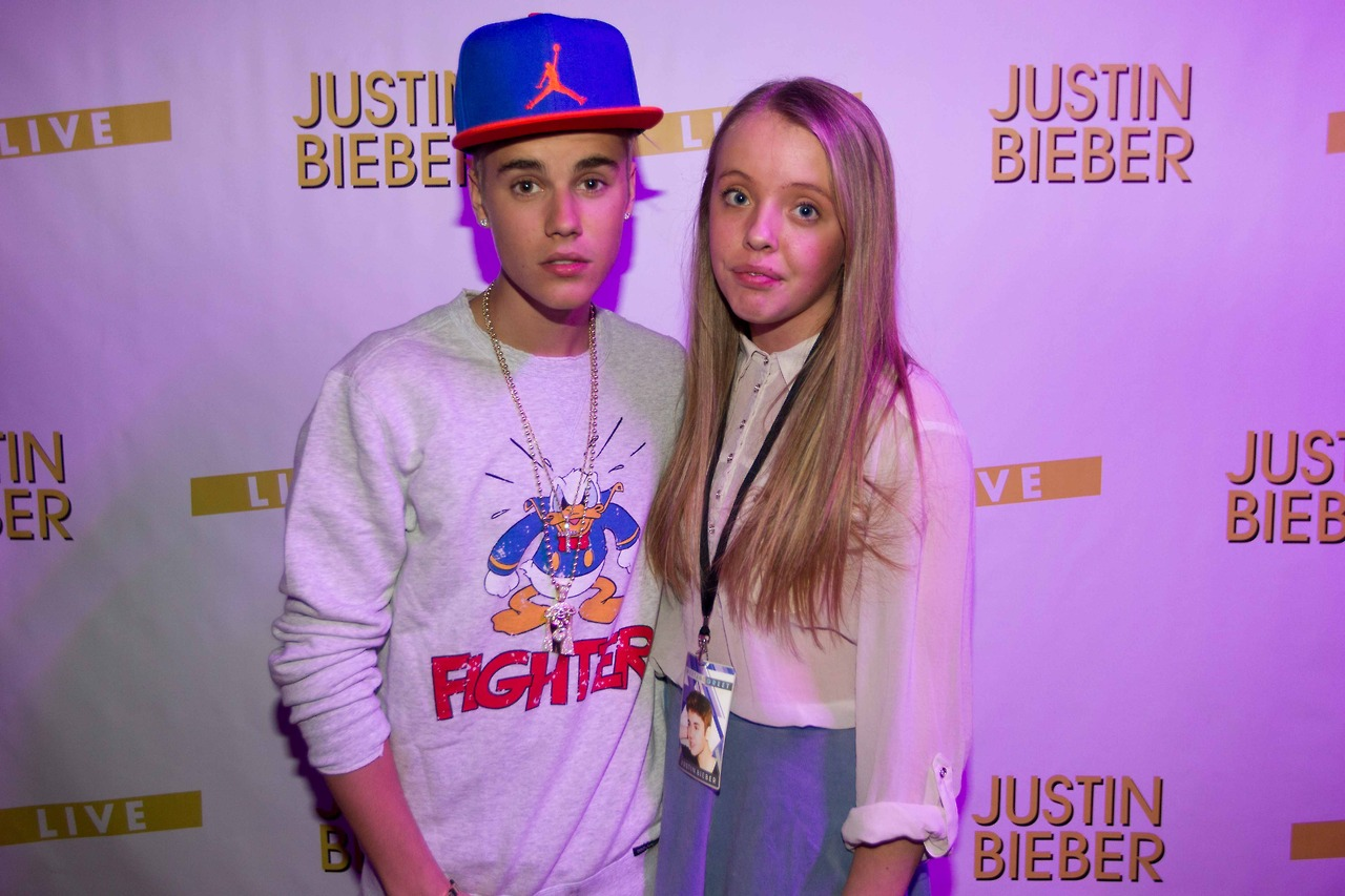 Justin Bieber Cute Meet And Greet 95157 Tweb