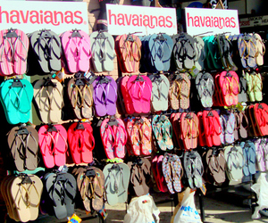 brazil, colorful, and havaianas image
