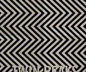 poster and Twin Peaks image