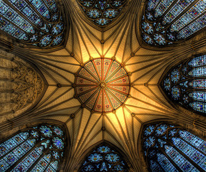 10mm, cathedral, and ceiling image