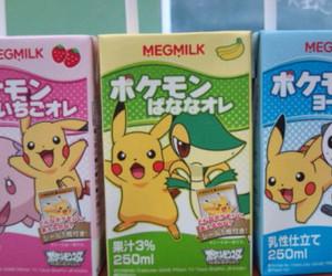 pokemon, pikachu, and drink image
