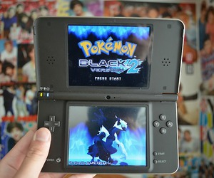 pokemon, ds, and photography image
