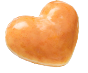 donut and transparent image