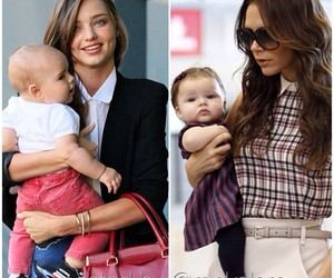 baby, fashion, and miranda kerr image