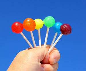 lollipop, colors, and colorful image