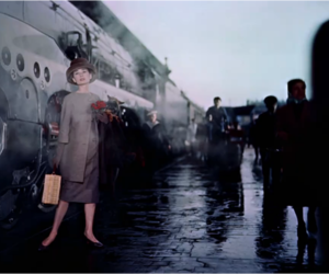 audrey hepburn, funny face, and train image