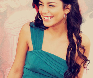 smile, vanessa hudgens, and dress image
