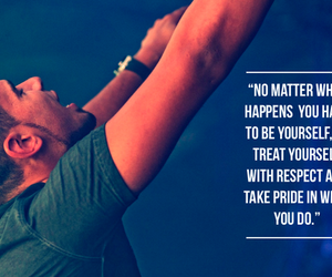 quote, afrojack, and be yourself image