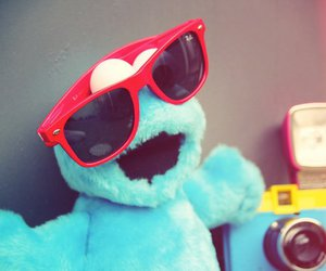 photography and cookie monster image