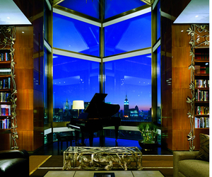 new york city, four seasons hotel, and ty warner penthouse image