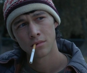 boy, cigarette, and mysterious skin image