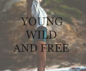 beautiful, girl, and wild image