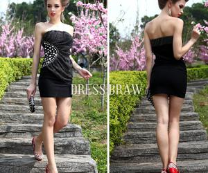 clubwear, cocktail dress, and evening dress image