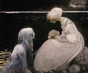 illustration and John Bauer image