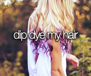 before i die, hair, and bucket list image