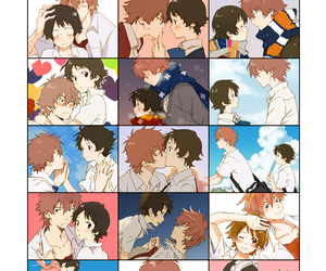couple, chiaki, and toki wo kakeru shoujo image