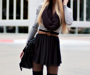 dress, pretty, and girly image