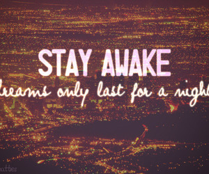 Dream, quote, and all time low image