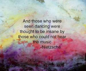 quotes, music, and nietzsche image