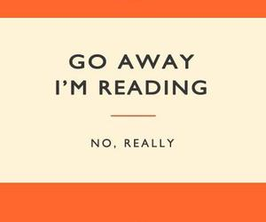 awesome, funny, and go away image