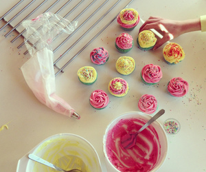 baking, blog, and girly image