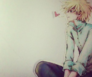 usui and love image