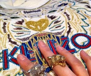 jewel, Kenzo, and tiger image