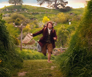 hobbit, the hobbit, and bilbo image