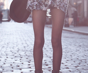 legs, skinny, and thin image
