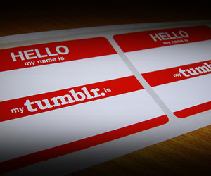 tumblr, hello, and name image