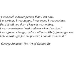 quote and the art of getting by image