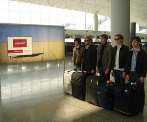 airport and franz ferdinand image