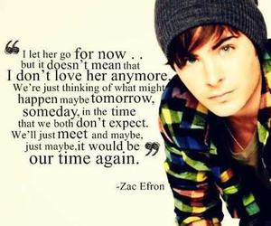zac efron, quote, and zac image