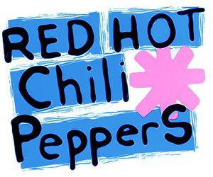 rhcp, anthony kiedis, and asterisk image