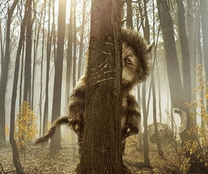 where the wild things are, monster, and film image