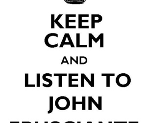 John Frusciante, keep calm, and red hot chili peppers image