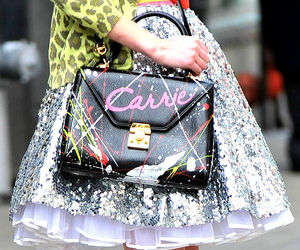bag, carrie, and the carrie diaries image