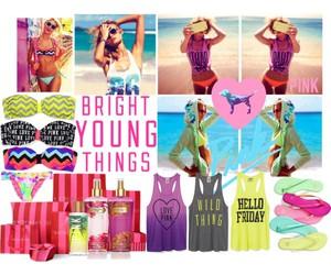 bikini, bright young things, and hair image
