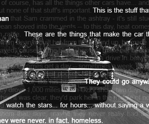 quotes, supernatural, and swan song image
