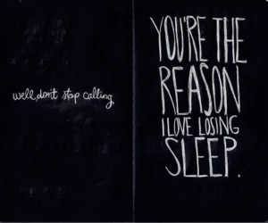 sleep, text, and quote image