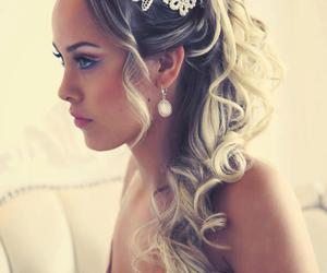 hair, beautiful, and hair style image